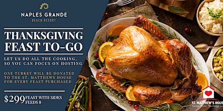 2021 Thanksgiving Feast To-Go tickets