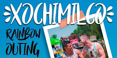 Xochimilco Rainbow Outgoing entradas