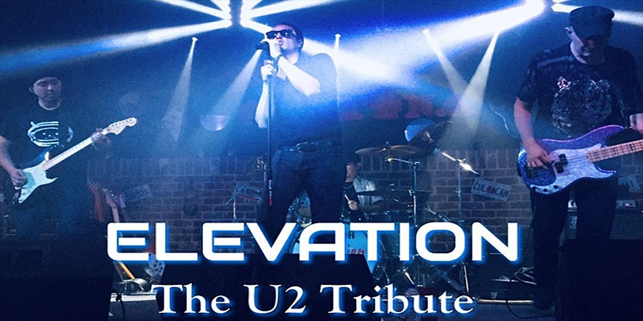 Celebrate St. Patrick's Day with Elevation – The U2 Tribute