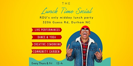 The Lunch Time Social tickets
