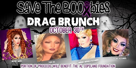 Save the BOObies Drag Brunch! tickets