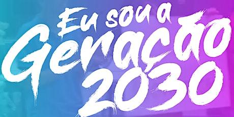 Geração 2030: Culturar para Transformar: Juventude e Arte Urbana ingressos