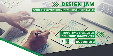 Santé et préparation mentale des entrepreneurs : prototypage innovant billets