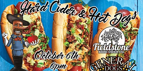 Hard Cider & Hot Dogs tickets