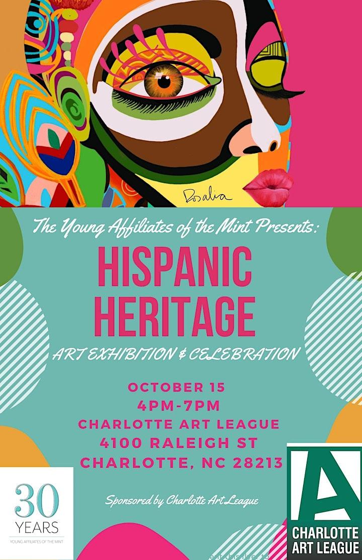 Hispanic Heritage Art Exhibition & Celebration image