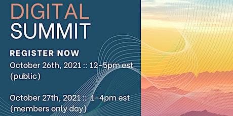 Food + Wellness Equity Digital Summit 2021 tickets