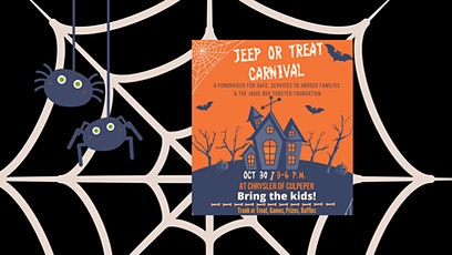 JEEP OR TREAT tickets
