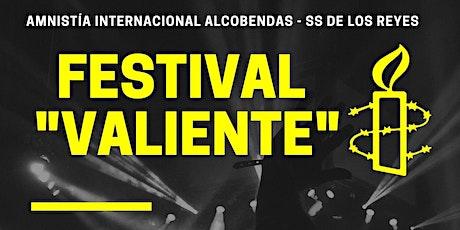 IV Festival de Música y Derechos Humanos entradas