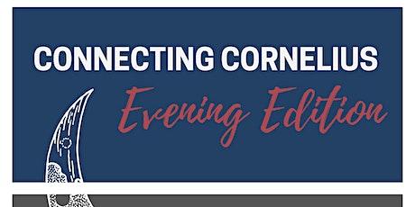 Connecting Cornelius: Virtual Evening Edition Tickets
