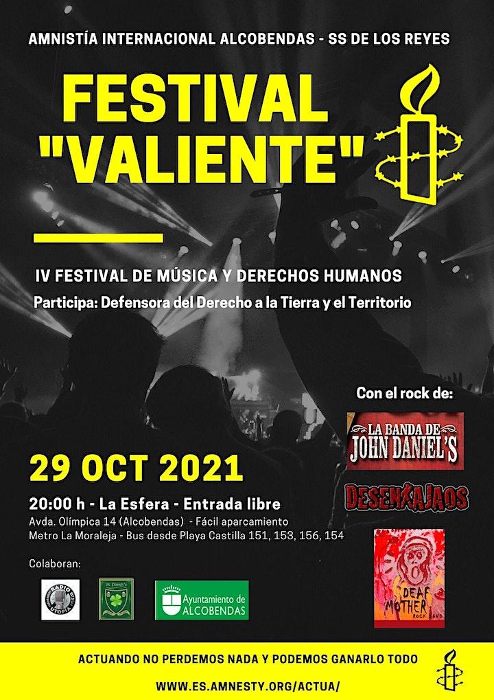 Imagen de IV Festival de Música y Derechos Humanos