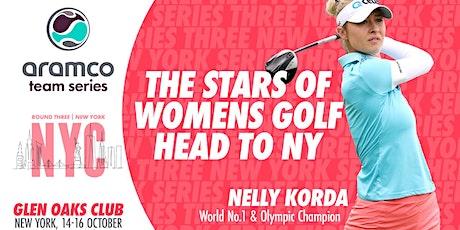 Aramco Team Series - NY Professional Female Golfers Tournament tickets