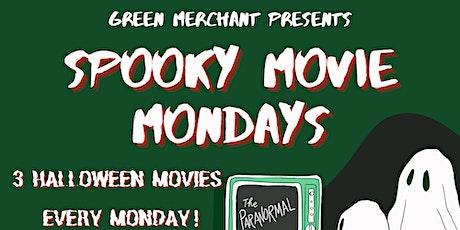 Green Merchant Spooky Movie Mondays tickets