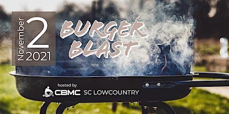 CBMC SC Lowcountry Burger Blast tickets