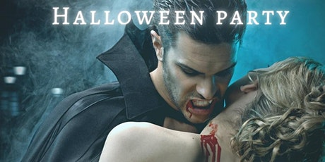 Halloween party, dance with sexy haunted house & fortune telling! tickets