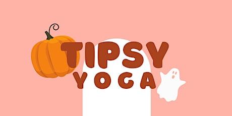 Tipsy Yoga tickets