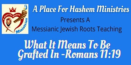 Messianic Jewish Roots Teaching.  Taught by Rabbi Dennis Karp tickets