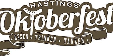 Hastings Oktoberfest 2021 - Rescheduled tickets