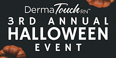 DermaTouch RN - San Antonio Halloween Event tickets