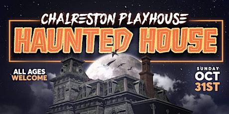 Charleston Playhouse (Halloween Haunted House) tickets