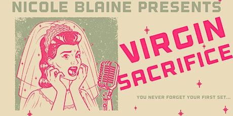 Virgin Sacrifice - a comedy show tickets