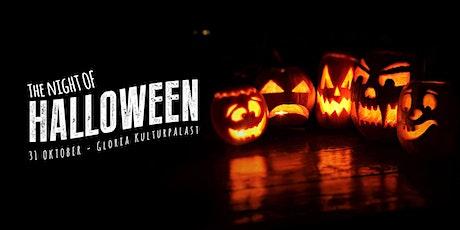 The Night of Halloween Tickets