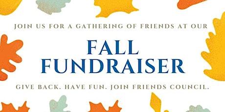 Friends Council's Fall Fundraiser 2021 tickets