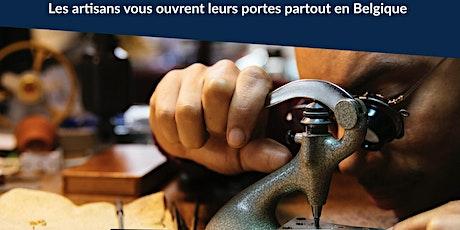 Journée de l'artisan - Horloger Jean-Marie Louis tickets