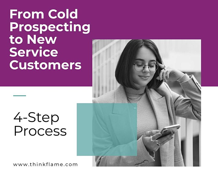 From Cold Prospecting to New Service Customers: A 4-Step Process image