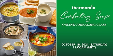 Thermomix® Virtual Cooking Class: Comforting Soups tickets