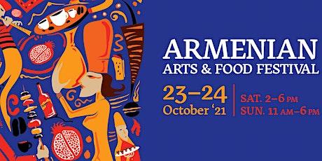 Armenian Arts & Food Festival in Alexandria, VA tickets