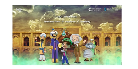 1001 Inventions at Manchester Central Library tickets