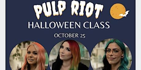 Halloween Riot tickets