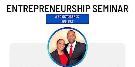 Aspiring Entrepreneur Seminar tickets