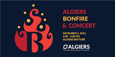 Algiers Bonfire & Concert tickets