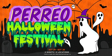 PERREO PARRTY : NYC Halloween Reggaeton Party - TICKETS RUNNING LOW tickets