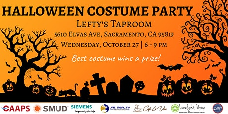 Young Professionals Halloween Costume Party tickets