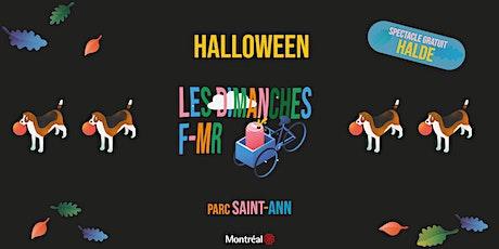 Grande Finale Halloween Dimanches F-MR @ St-Ann tickets