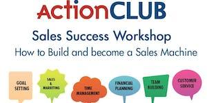 ActionCLUB: SALES SUCCESS Workshop - February