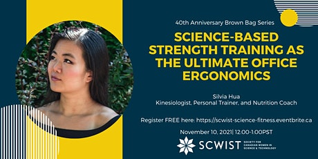 Science-Based Strength Training as the Ultimate Office Ergonomics tickets