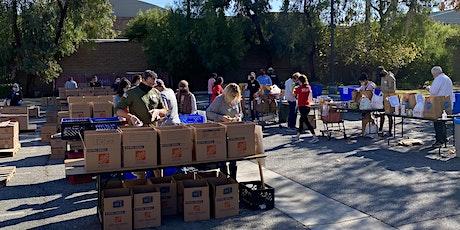 November Fall Food Drive Volunteer Sign-Ups tickets