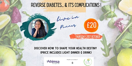 You Can Prevent & Reverse Diabetes tickets
