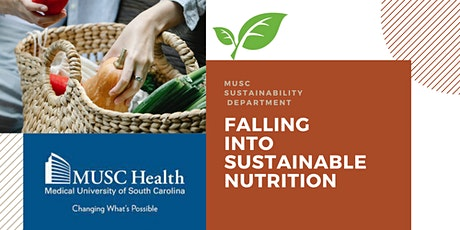Sustainable Nutrition | Conversation Café tickets