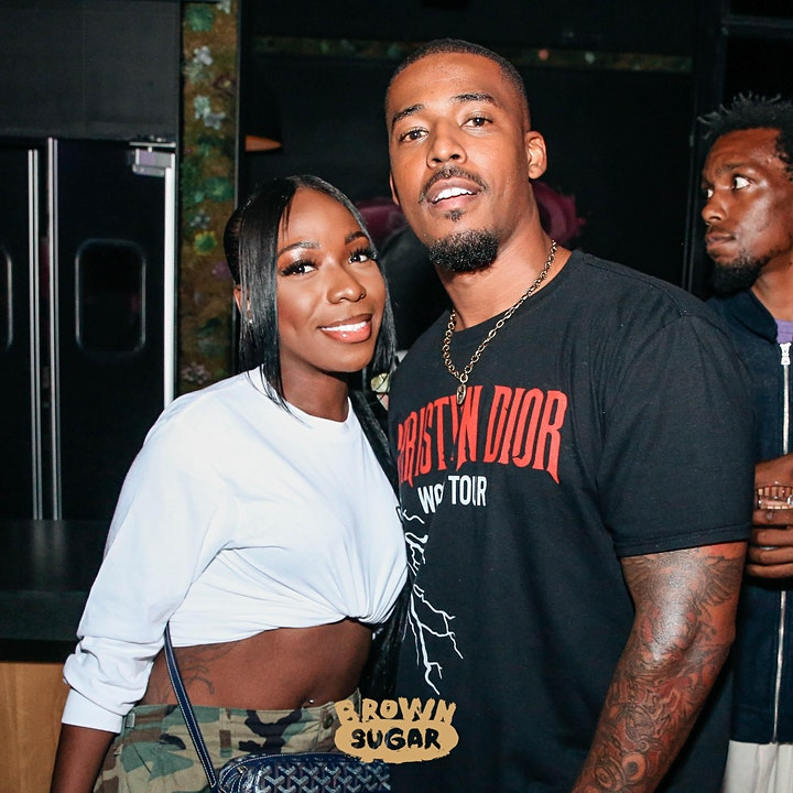 Brown Sugar Experience - A R&B Party image