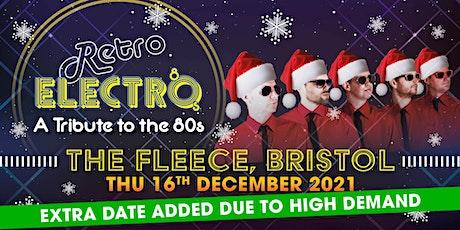 Retro Electro tickets