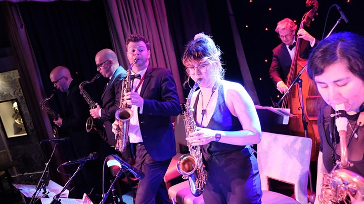 The Northern Swing Orchestra with Lucy-Anne Daniels Sunday 7th November image