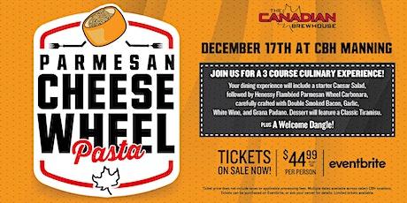Cheese Wheel Pasta Night (Edmonton - Manning) tickets