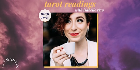 Tarot Readings with Isabelle Rizo at Split-Rail Halloween Brunch tickets