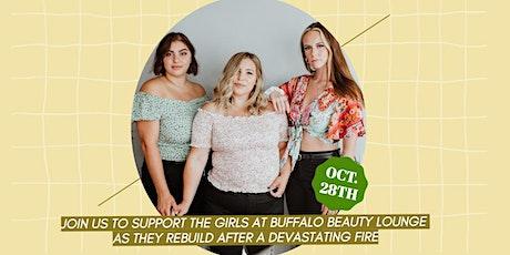 Buffalo Beauty Lounge  Happy Hour Fundraiser tickets
