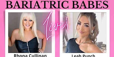 BARIATRIC BABES LIVE DUBLIN tickets