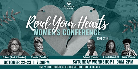 Rend Your Hearts Conference tickets
